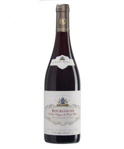 "Bourgogne ""Vieilles Vignes de Pinot Noir """