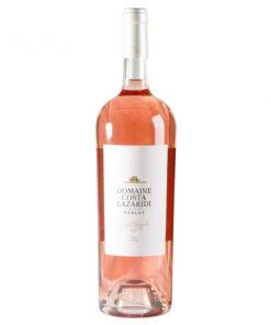 Domaine Costa Lazaridi Merlot Rose Magnum