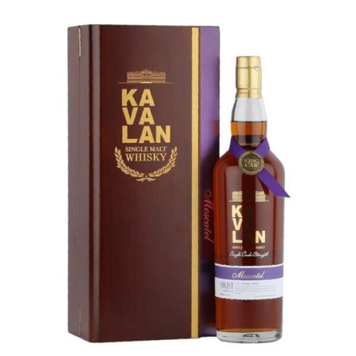 Kavalan Solist Moscatel Sherry Single Cask