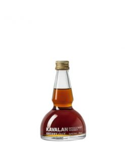 Kavalan Sherry Oak Alambic Miniature