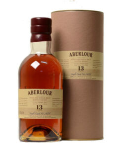 Aberlour 13 YO First Fill Cask Strength