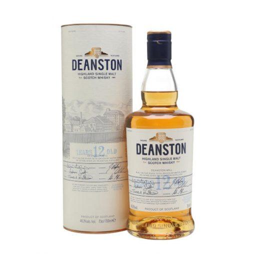 Deanston 12 YO Unchillfiltered