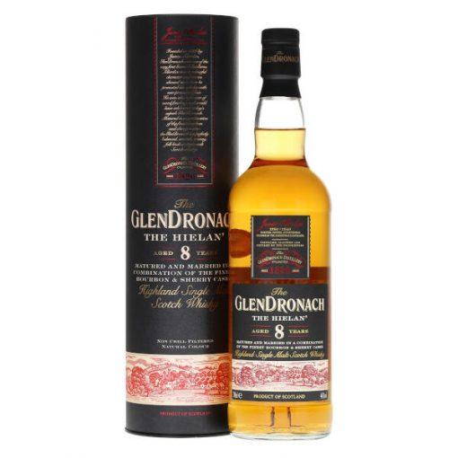 Glendronach 8 YO The Hielan