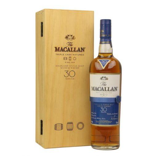 Macallan 30 YO Fine Oak