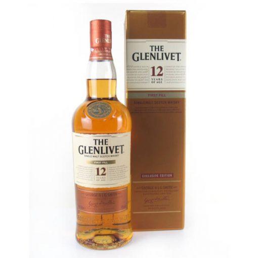 The Glenlivet 12 YO First Fill