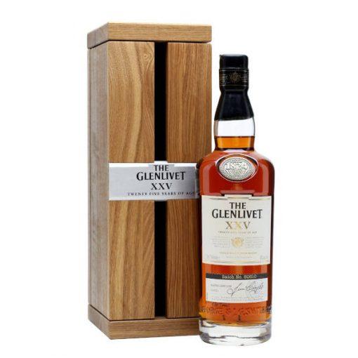The Glenlivet 25 YO XXV