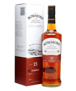 Bowmore 15 YO Darkest