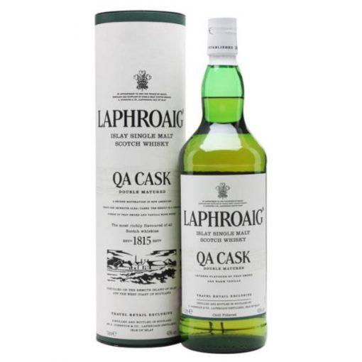 Laphroaig QA Cask Double Matured