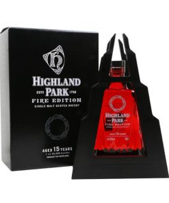 Highland Park 15 YO Fire Edition