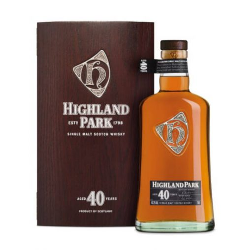 Highland Park 40YO