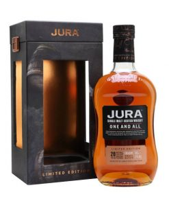 Isle of Jura 20 YO - And & All