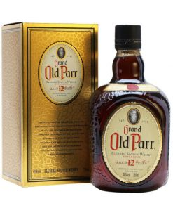 Grand Old Parr 12 YO