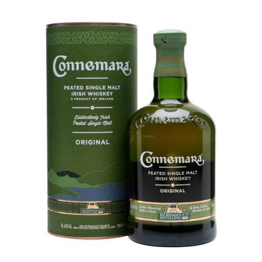 Connemara Irish Whiskey Peated Single Malt