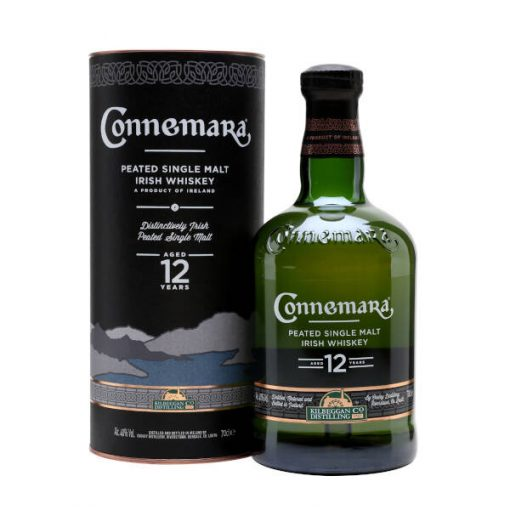 Connemara 12 YO Peated Single Malt