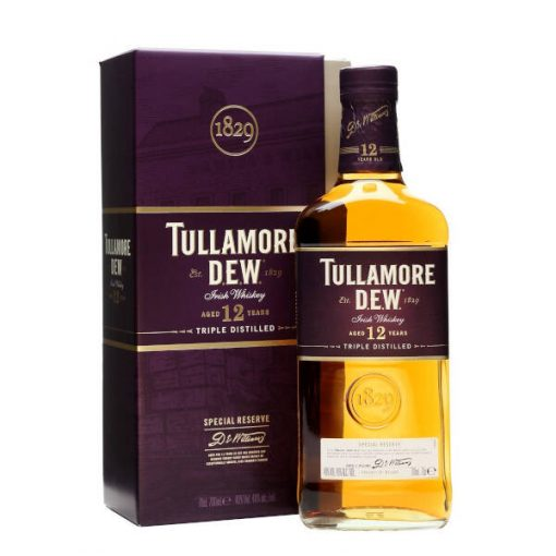 Tullamore Dew 12 YO Special Reserve