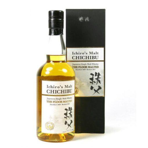 """Ichiro's Malt Chichibu """"The Floor Malted"""""""