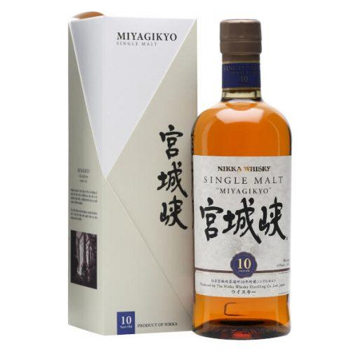 Nikka Miyagikyo 10 YO Single Malt