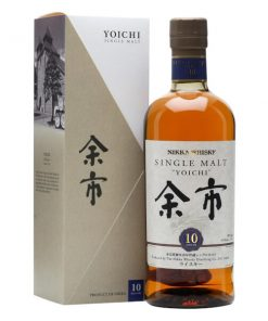 Nikka Yoichi 10 YO Single Malt
