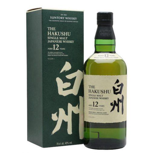 Suntory Hakushu 12 YO