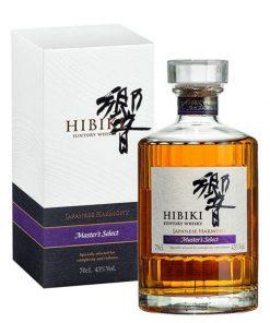 Suntory Hibiki Japanese Harmony Master's Select