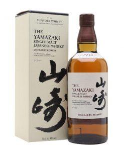 Suntory Yamazaki Distiller's Reserve