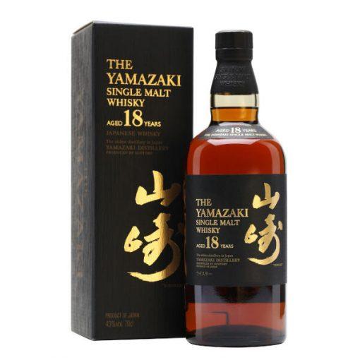 Suntory Yamazaki 18 YO
