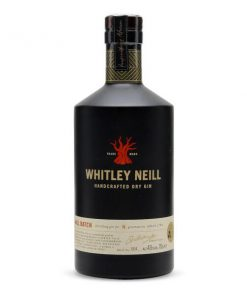 Whitley Neil Handcrafted Dry Gin