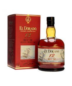 El Dorado 12 YO Guyana