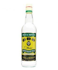 J. Wray & Nephew Overproof Rum Jamaica