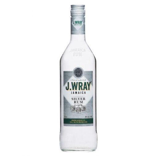 J. Wray Silver Rum Jamaica