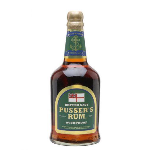 Pusser's Overproof Rum 75%