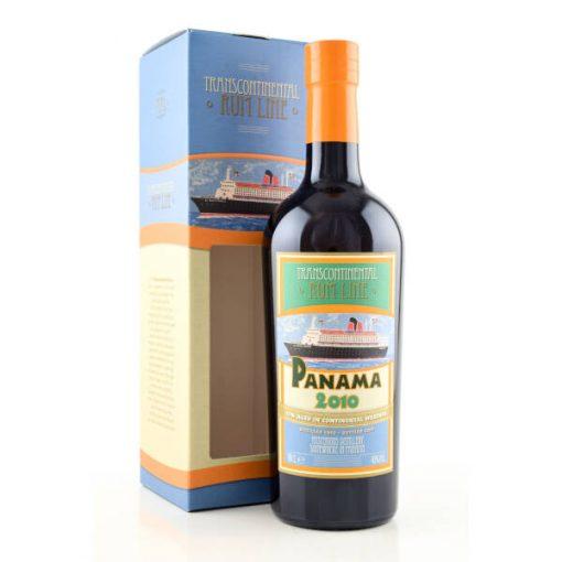 Transcontinental Rum Line Panama 2010