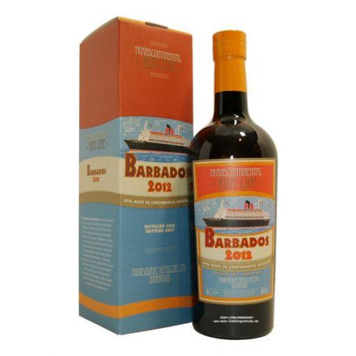 Transcontinental Rum Line Barbados 2012