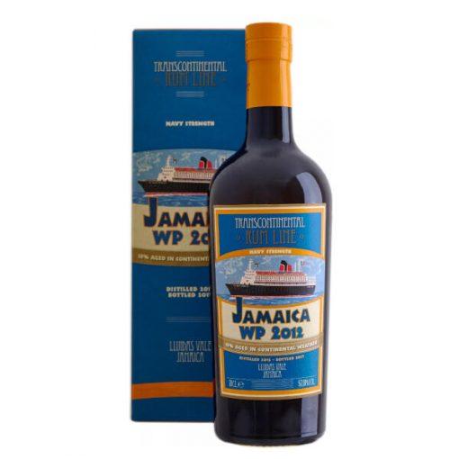 Transcontinental Rum Line Jamaica 2012 Navy