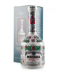 Metaxa Grand Fine In Ceramic