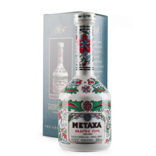 Metaxa Grand Fine In Ceramic