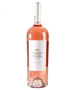 Domaine Costa Lazaridi Merlot Rosé Double Magnum