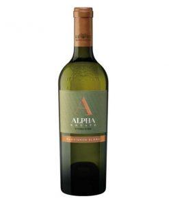Κτήμα Άλφα Sauvignon Blanc