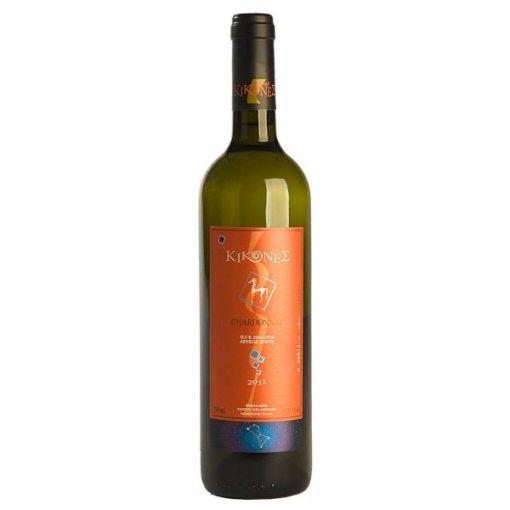 Κίκονες Chardonnay Βαρέλι