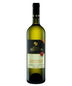 Κτήμα Χατζημιχάλη Chardonnay Βαρέλι Γερακοφωλιά