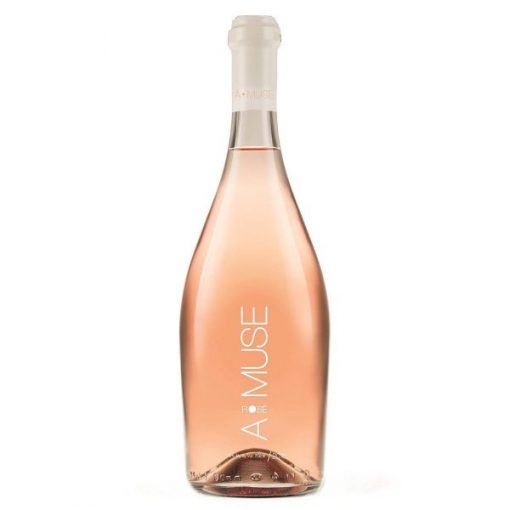 Κτήμα Μουσών A-Muse Ροζέ Magnum