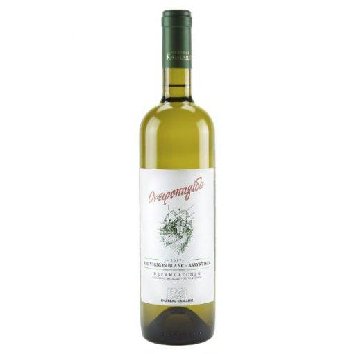 Ονειροπαγίδα Sauvignon Blanc-Ασύρτικο