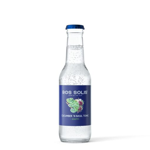 Ros Solis Cucumber N´Basil Tonic