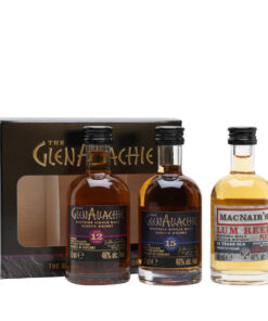 GlenAllachie Miniature Gift Set 3x50ml