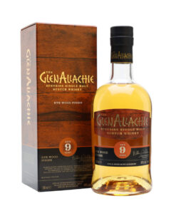 GlenAllachie 9 YO Rye Wood Finish