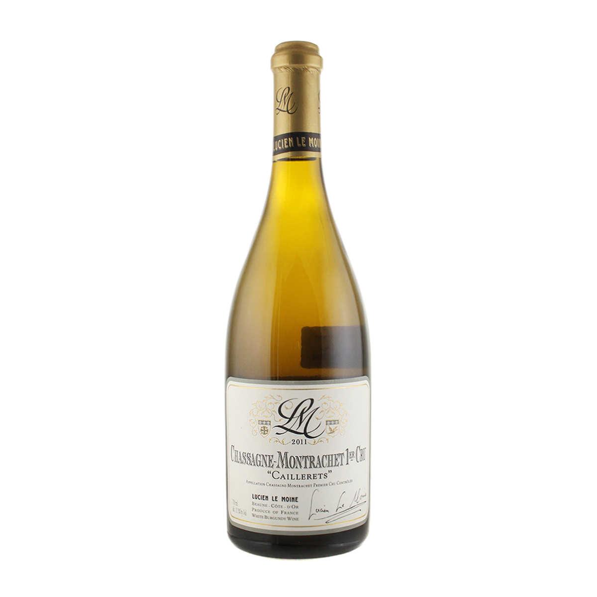 Le Moine Chassagne-Montrachet 1er Cru Les Caillerets