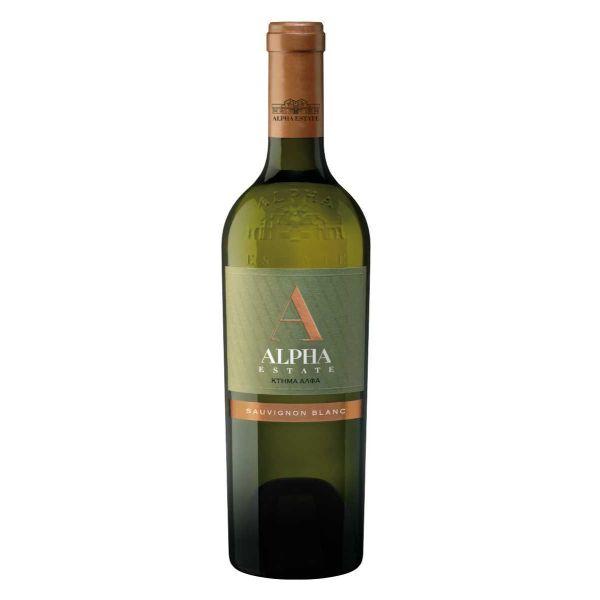 Κτήμα Άλφα Sauvignon Blanc Magnum