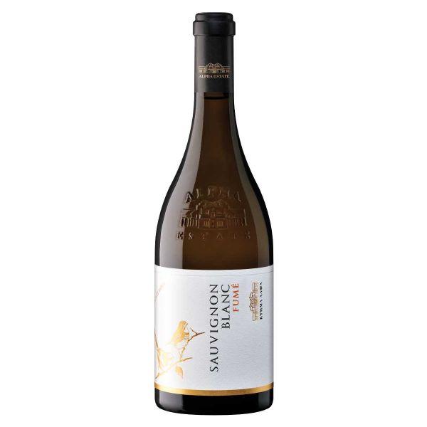 Κτήμα Άλφα Sauvignon Blanc Fumé Single Block Καλύβα