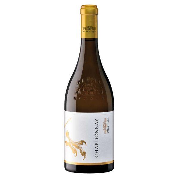 Κτήμα Άλφα Chardonnay Single Block Τραμόντο