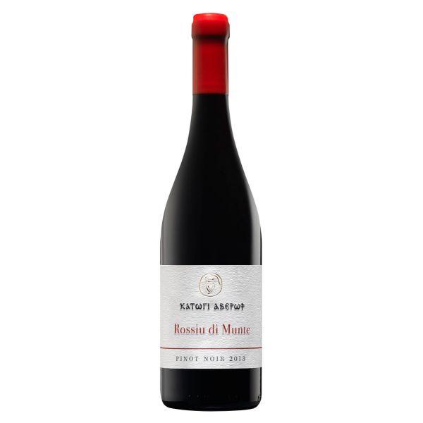 Κατώγι Αβέρωφ Rossiu Di Munte Pinot Noir